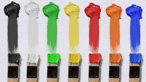 Gentile Rousse - Peinture -